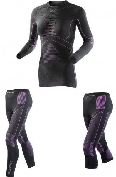 X-Bionic ENERGY ACCUMULATOR® EVO - Shirt ODER Hose - für Damen