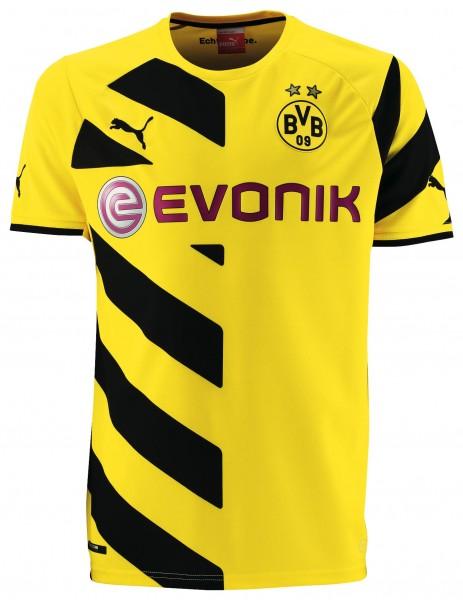 Puma BVB Borussia Dortmund Herren Heim-Trikot Saison 2014/15