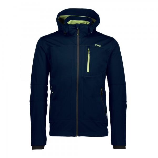 CMP Man Zip Hood Jacket - Herren Softshell Jacke