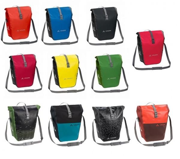 VAUDE Hinterradtasche AQUA BACK - Gepäcktasche Auswal 1 oder 2 Taschen
