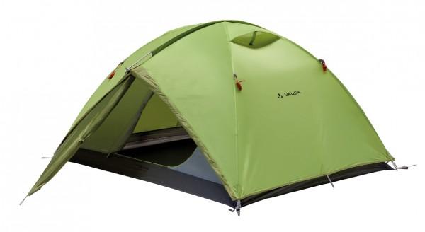 Vaude Campo 3Personen Kuppelzelt Zelt Farbe: chute green