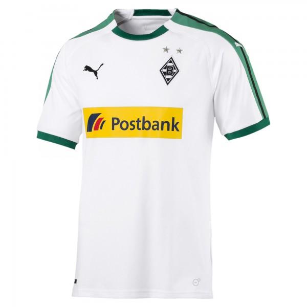 Puma Borussia Mönchengladbach Herren/Damen/Kinder Replica Heimtrikot Saison 2018/19