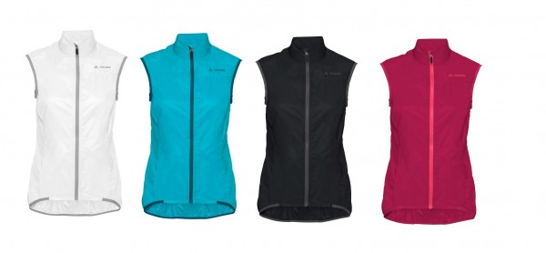 VAUDE Woman`s Air Vest III - Damen Radweste