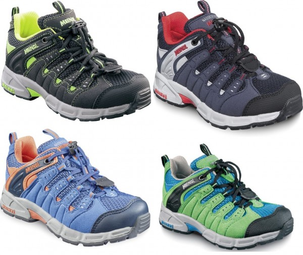 Meindl Snap Junior Kinder Schuhe - Outdoorschuhe Kinder