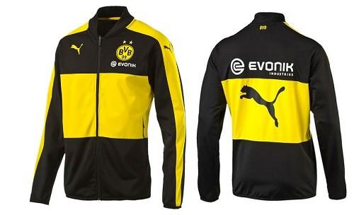 Puma BVB Borussia Dortmund Trainingsjacke Herren/Kinder Saison 2016/17