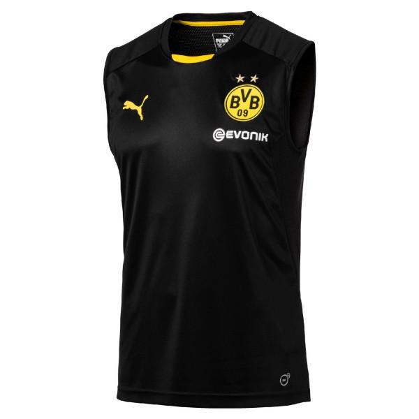 Puma BVB Borussia Dortmund Herren Training Jersey Shirt ärmellos 2017/18