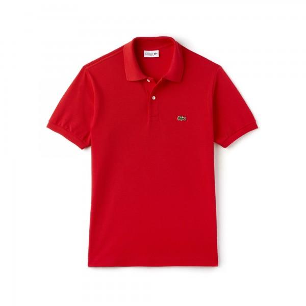 Lacoste L.12.12 klassisch geschnittenes Polo aus Petit Piqué - Herren Poloshirt