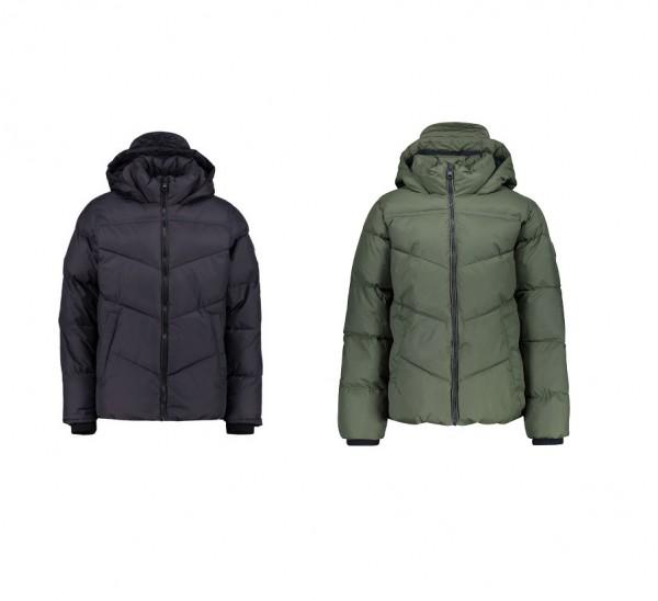 CMP Boy Jacket Fix Hood - Kinder Stepp-Winterjacke