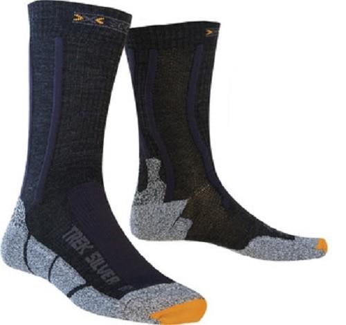 X-Socks TREKKING SILVER - Wandersocken Trekkingsocken
