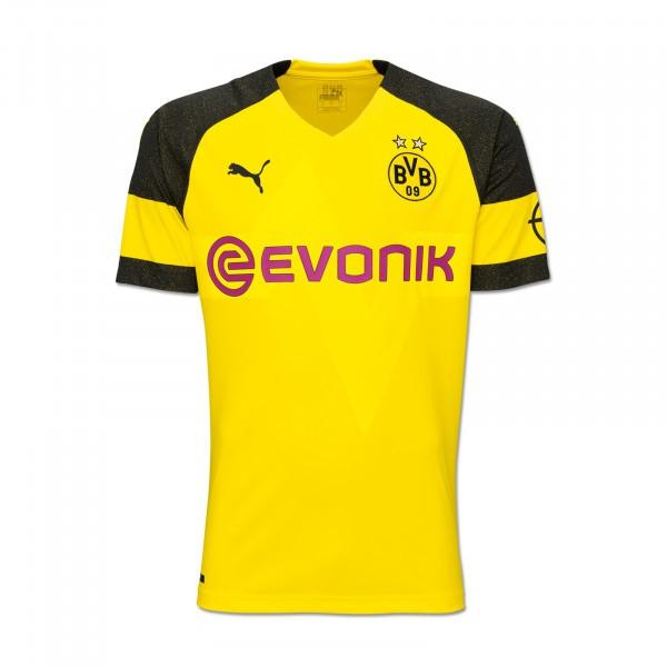 Puma BVB Borussia Dortmund Home-Trikot Herren/Kinder Saison 2018/19
