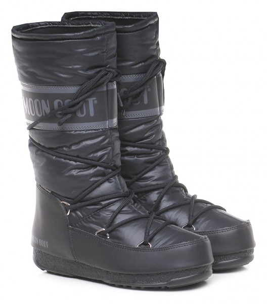 Original Tecnica Moon Boots® HIGH NYLON WP Damen