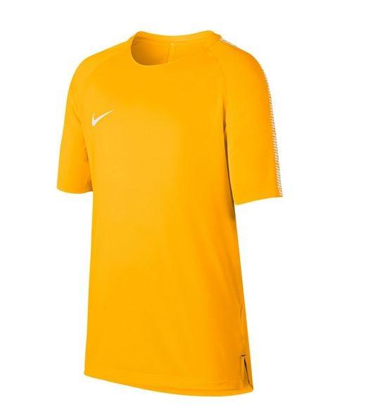 NIKE Boys' Breathe Squad Football Top - Kinder T-Shirt Training