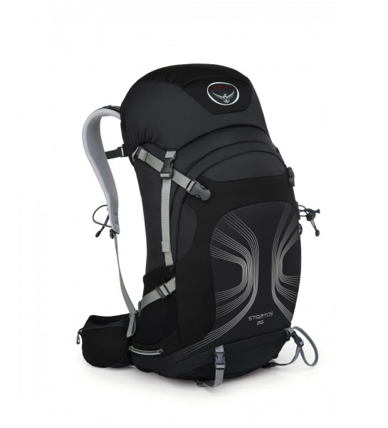 Osprey STRATOS 36 (2016) - Rucksack zum Wandern, Trekking