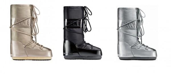 designer fashion 7c65f 871aa Original Moon Boots ® - Tecnica MOON BOOT GLANCE Damen