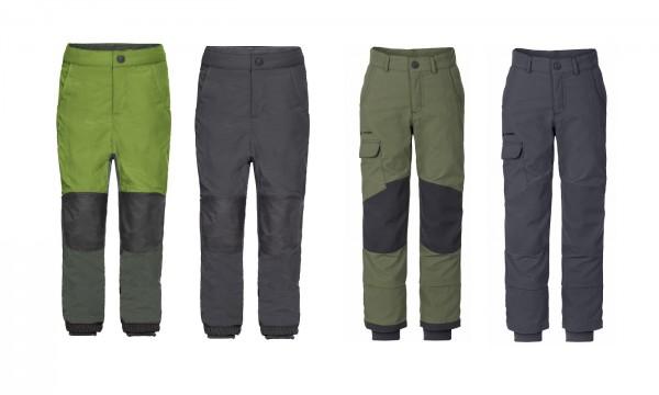 Vaude Kids Caprea Pants II oder III - Kinder Trekkinghose