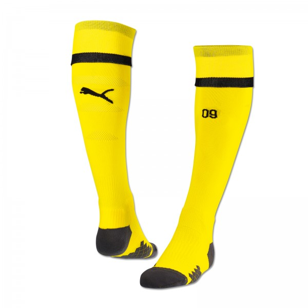 Puma Borussia Dortmund BVB Socks Stutzenstrümpfe Saison 2018/19