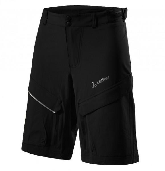 Löffler Herren Bike Shorts - kurze Radhose