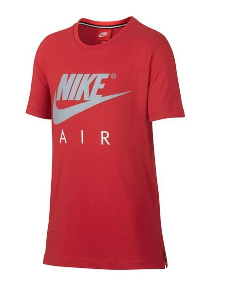 Nike Boys' Air Top - Jungen Trainingsshirt