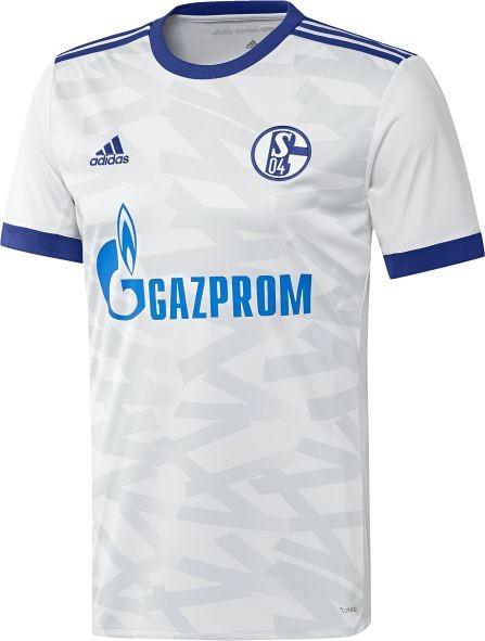 Adidas FC Schalke 04 Away Jersey 2017/18 - Auswärtstrikot