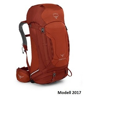 Osprey KESTREL 48 Wanderrucksack Trekkingrucksack Modell 2017