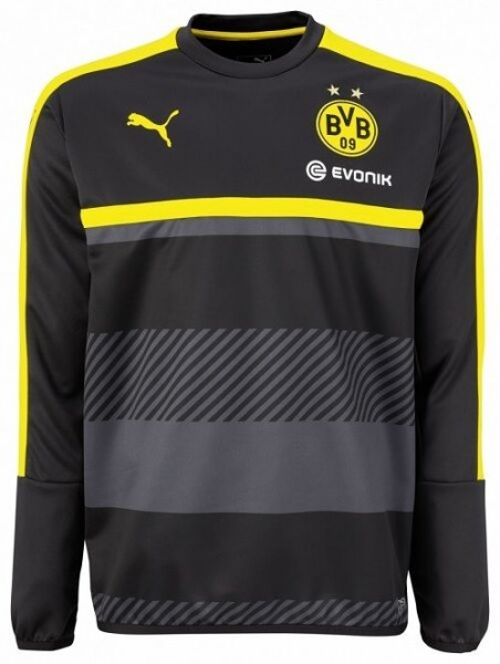 Puma BVB Training Sweat Herren/Kinder Sweatshirt Saison 2016/17