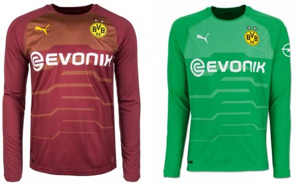 PUMA BVB GK Shirt - Torwarttrikot Borussia Dortmund 2018/19