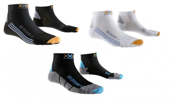 X-Socks RUN DISCOVERY LADY - Laufsocken für Damen