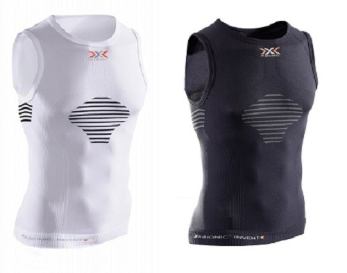 X-Bionic INVENT SUMMERLIGHT SHIRT - Sleevless Herren