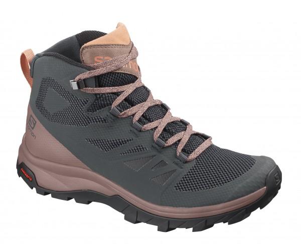 Salomon OUTline Mid GTX® W - Damen Hikingschuhe