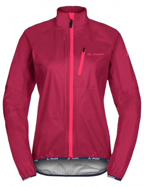 VAUDE Women's Drop Jacket III Damen Regenjacke - Radjacke