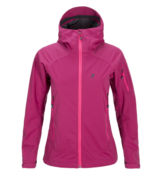PEAK PERFORMANCE Aneto Active - Damen Softshelljacke