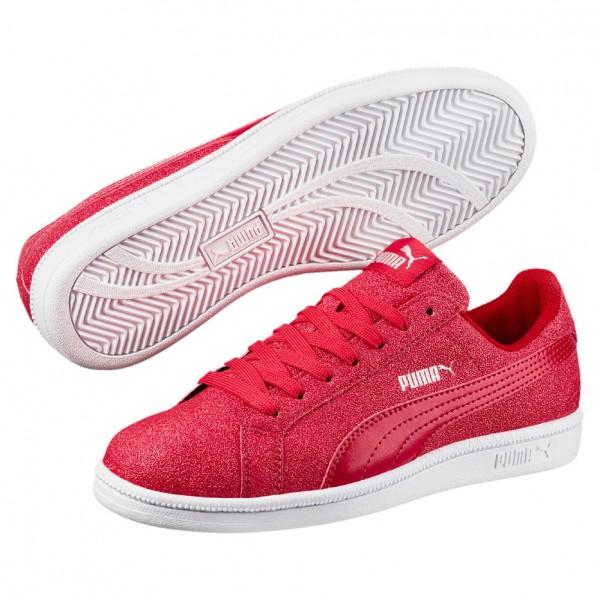 Puma Smash Glitz SL Jr - Kinder Sneaker