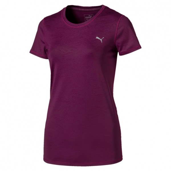 Puma Essential Graphic Tee - Trainingsshirt Damen