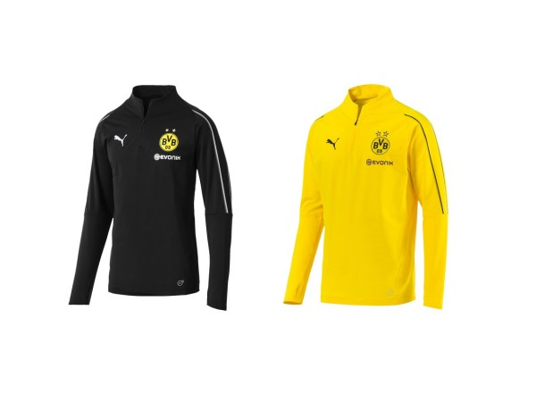 Puma BVB Training Top - Herren Trainingsoberteil 2018/19