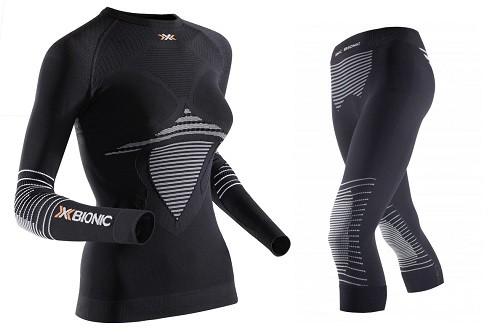 X-Bionic ENERGIZER® MK2 LADY - Shirt ODER Pant - Damen Funktionsunterwäsche