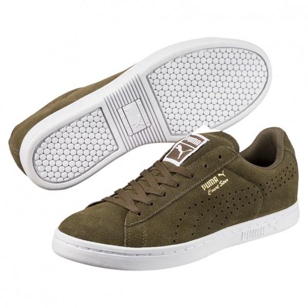 Puma Court Star Suede - Herren Freizeitschuhe Sneakers