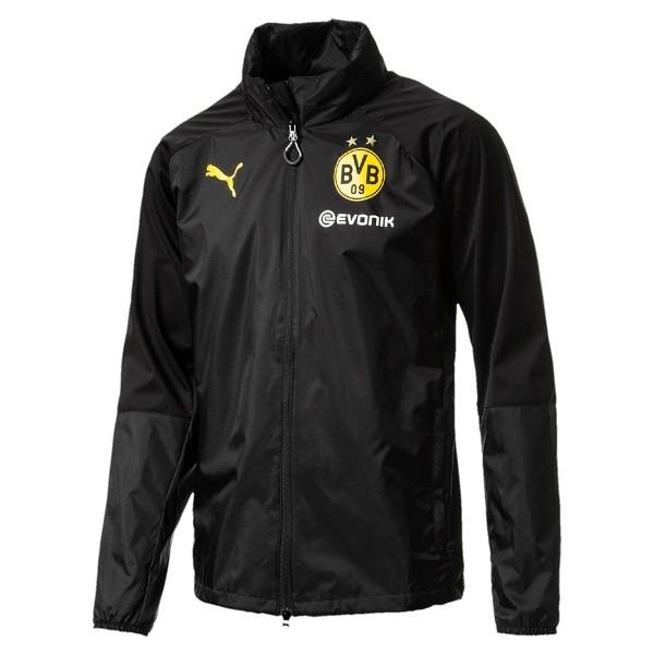 Puma BVB Rain Jacket (2017/18) - Herren Regenjacke mit Kapuze