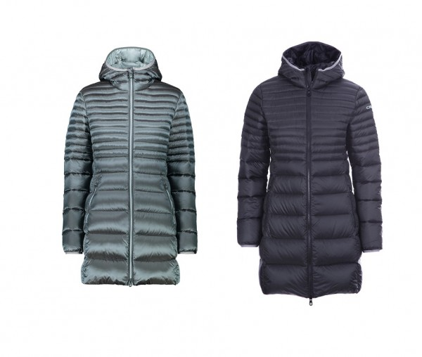 CMP Woman Parka Fix Hood - Damen Parka