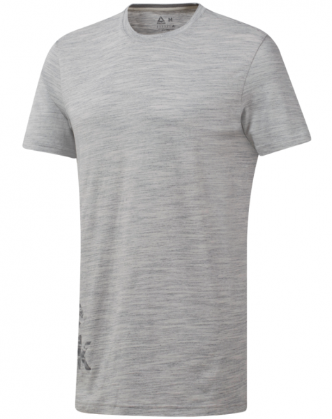 Reebok Te Marble Group T-Shirt - Herren T-Shirt