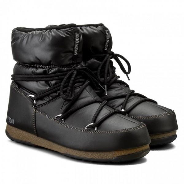 Original Moon Boots ® - Tecnica MOON BOOT W.E. LOW NYLON WP Damen