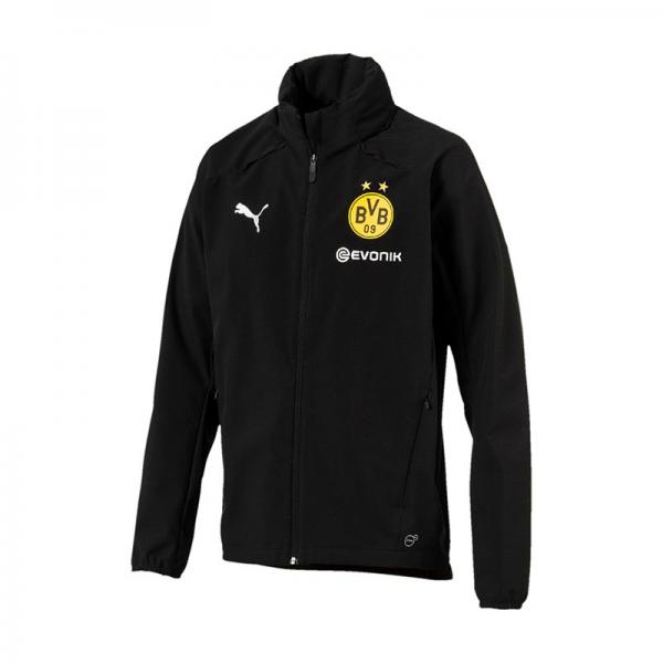 PUMA BVB Borussia Dortmund Rain Jacket - Herren Regenjacke 2018/19