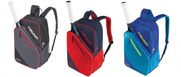 Head Core Backpack - TennisRucksack/Tasche