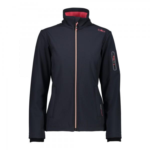 CMP Woman Jacket - Damen Softshelljacke