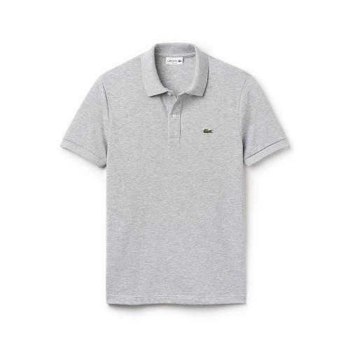 Lacoste-Polo Slim Fit aus Petit Piqué - Herren Poloshirt