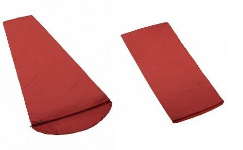VAUDE Inlet MUMMY oder Inlet RECT - Schlafsack/Deckenschlafsack
